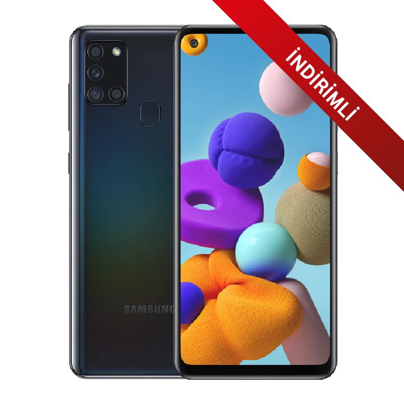 Tvf 1306 Cihaz Gorselleri 2 Samsung Telefon Indirim Samsung Galaxy A21S Black 01