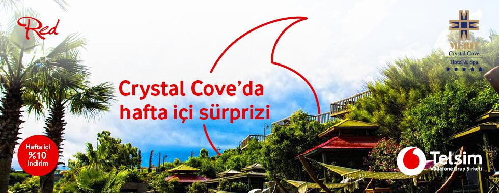 Merit Crystal Cove Plaj Kampanyası