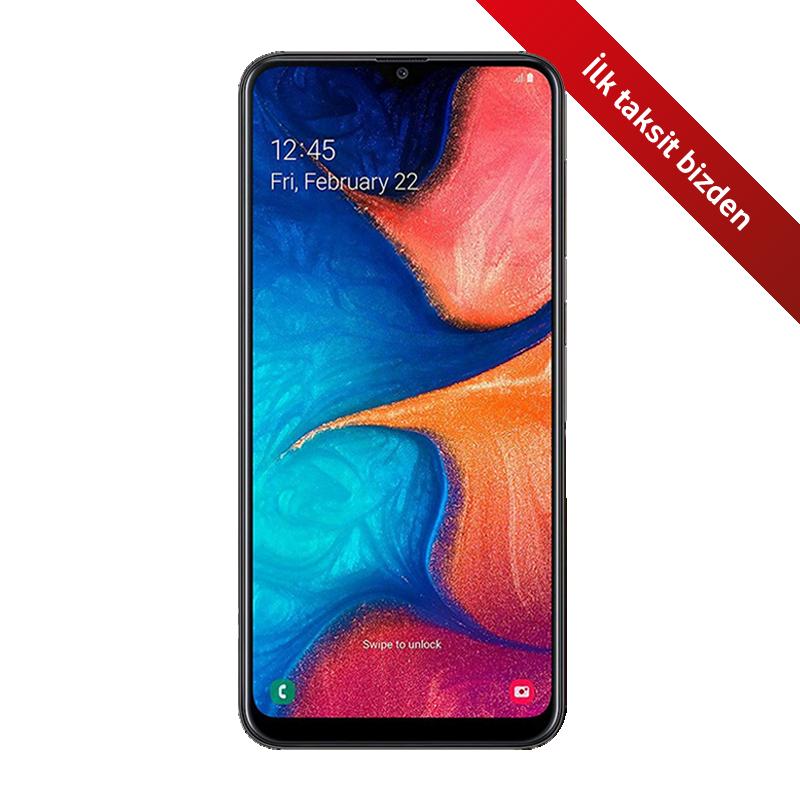 Samsung A20S Ilktaksit