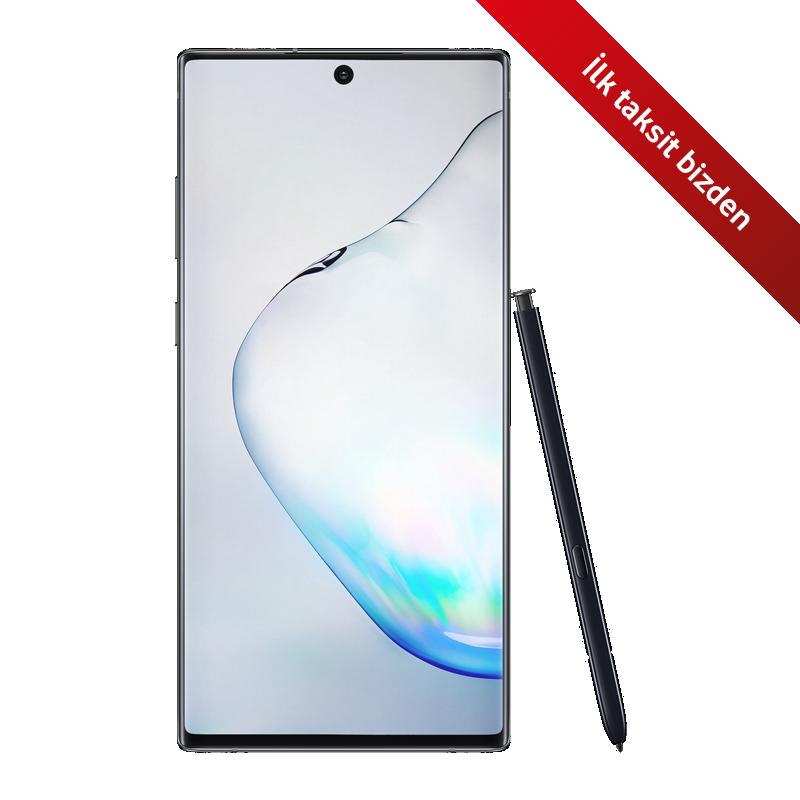 Samsung Note10 Plus Ilktaksit