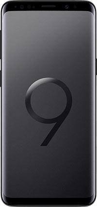 Samsung Galaxy S9 Plus Black On
